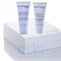 Phytomer - Косметический набор (Гель для душа 30 ml + Увлажняющий крем для тела 30 ml + Очищающий крем для лица 15 ml + Увлажняющий крем для лица 15 ml)