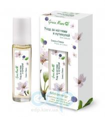 Green Mama - Уход (масло) за ногтями и кутикулой Слива и лимон - 9 ml