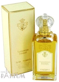 The Crown Perfumery Tangelwood bouquet