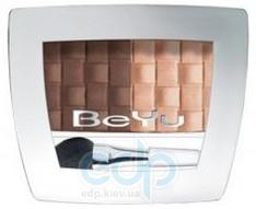BeYu - Двойные тени для глаз Color Passion Duo №55 Cocoa/ Vanilla Ice