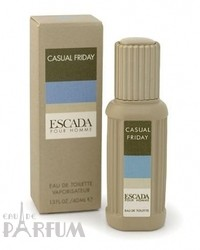 Escada Casual Friday For Men - шампунь - 200 ml