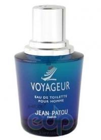 Jean Patou VoyAgeur Vintage - туалетная вода метал. корпус корабль - 50 ml TESTER