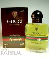 Gucci Pour homme Vintage For Men - туалетная вода - 30 ml