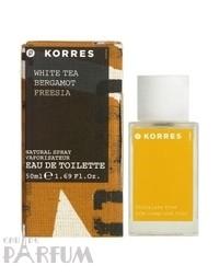 Korres White Tea Bergamot Fresia For Women - туалетная вода - 50 ml