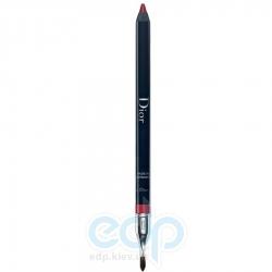 Christian Dior - Помада для губ увлажняющая, разглаживающая, придающая объем Dior Rouge 775 - 3.5 g