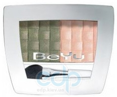 BeYu - Двойные тени для глаз Color Passion Duo №83 Dark Olive/ Pale Peach