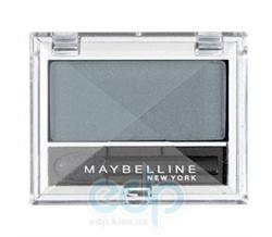 Тени для век 1-цветные запеченные Maybelline - EyeStudio Mono №840 Космический черный