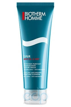 Biotherm - Homme T-Pur Anti Oil & Wet - 125 ml