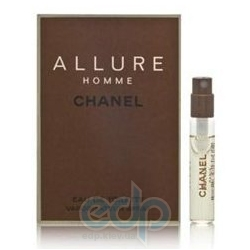 Chanel Allure Homme - туалетная вода - пробник (виалка) 2 ml