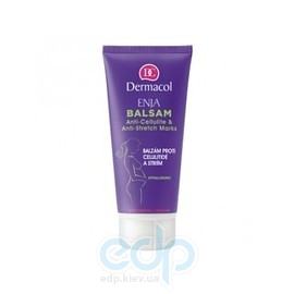 Dermacol - Body C.P.Enja Бальзам массажный против целлюлита и растяжек Balsam Anti-Cellulite and Anti-Stretch - 200 ml