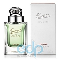Gucci by Gucci Sport Pour Homme - Набор (туалетная вода 90 + туалетная вода 30)