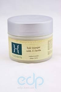 Vedaya - Маска для роста волос с фенугреком и брахми 11 трав Hair Masque With 11 Herbs - 200 g