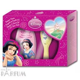 Admiranda Princess - для девочек Набор Snow White (шампунь-гель для душа роза и красное яблоко 300 + расческа 3D) (арт. AM 71444)