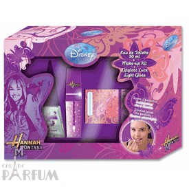 Admiranda High School Musical - для девочек Набор (туалетная вода 50 + блеск для губ 7 + палитра голубая) (арт. AM 74401)
