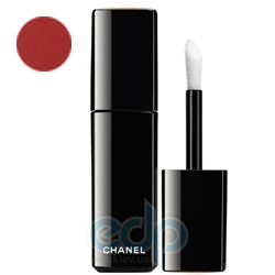 Помада Chanel -  Rouge Allure Laque №74 Dynastie/Розово-коричневый