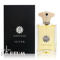 Amouage Silver Man - парфюмированная вода - 100 ml