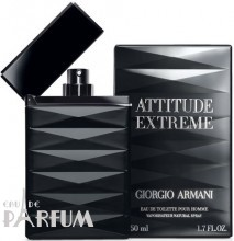 Giorgio Armani Attitude Extreme - туалетная вода - 30 ml