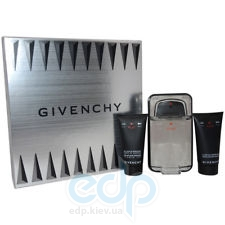 Givenchy Play -  Набор (туалетная вода 100 + гель после бритья 75 + гель для душа 75)
