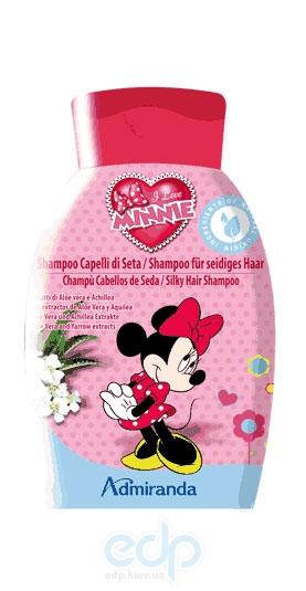 Admiranda Minnie - Шампунь для волос с экстрактом алоэ вера и тысячелистника - 300 ml (арт.AM 71050 )