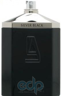 Azzaro Silver Black - туалетная вода - 100 ml TESTER