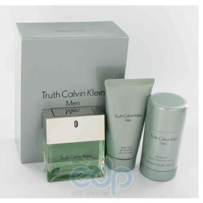 Calvin Klein Truth men -  Набор (туалетная вода 50 + гель для душа 75 + дезодорант 75)