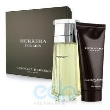 Carolina Herrera Herrera for men -  Набор (туалетная вода 100 + после бритья 100)