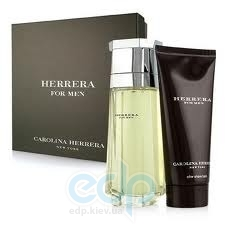 Carolina Herrera Herrera for men -  Набор (туалетная вода 200 + сумка)