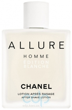 Chanel Allure Homme Edition Blanche - лосьон после бритья - 100 ml
