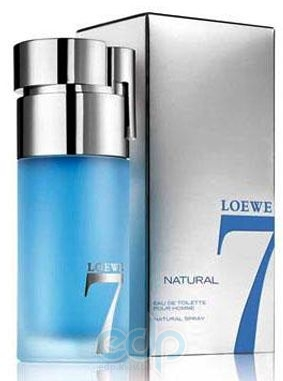 Loewe 7 Natural - туалетная вода - 50 ml