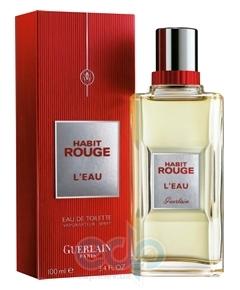 Guerlain Habit Rouge LEau - туалетная вода - 50 ml