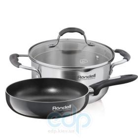 Rondell - Набор кастрюля + сковорода (арт. RDS-502)