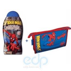 Admiranda Spider-Man - Набор (Гель для душа, ежевика 300 ml + пенал) примятые (AM 73606М)