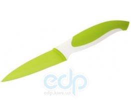 Granchio - Нож для овощей зеленый - 9 см (арт. 88655)