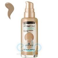 Тональный крем для чувствительной кожи лица минер. Maybelline - Affinitone Mineral 50 SPF №18 Медово-бежевый - 30 ml