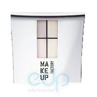 Make up Factory - Набор Eye Color (тени для век 4-цветные+футляр для теней) 93 (25493)