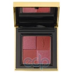 Румяна для лица 4-цветные компактные Yves Saint Laurent - Blush Radiance №05 - 4 g