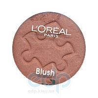 Румяна для лица L'Oreal - Alliance Perfect №140 Винтажная роза - 5 g