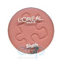 Румяна для лица L'Oreal - Alliance Perfect №120 Розовый сандал - 5 g