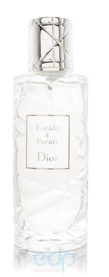 Christian Dior Dior Escale a Parati - туалетная вода - 125 ml TESTER