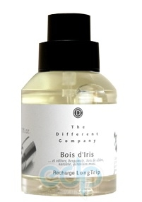 The Different Company Bois d'Iris - туалетная вода - 50 ml travel kit