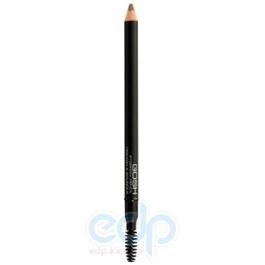 Карандаш для бровей Gosh - Eyebrow Pencil №1 Brown - 1.2 ml