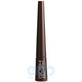 Подводка для глаз Gosh - Eyeliner Brown - 2.5 ml