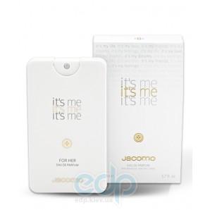Jacomo It's Me For Her - парфюмированная вода - 50 ml