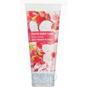Mades Cosmetics - Скраб для тела Exotic Body Care питательный с экстрактами питайи и вишни - 200 ml