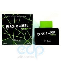 Cindy Crawford Black & White For Him - туалетная вода - 90 ml