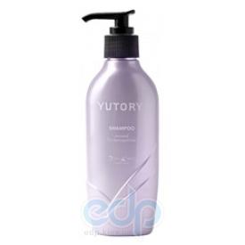 Satico - Шампунь для сухих и поврежденных волос, питающий и восстанавливающий с протеинами пшеницы Satico Yutory Renewal Shampoo for Damaged Hair - 180 ml