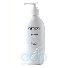 Satico - Шампунь для тонких, ослабленных волос, восстанавливающий с эффектом увеличения объема и придания блеска волосам с включением казеина Satico Yutory Volume & Shine Shampoo - 180 ml