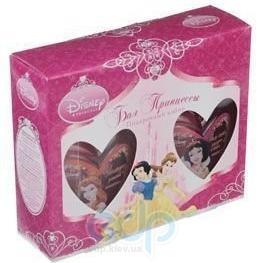 Disney - Princess - Набор подарочный (жидкое мыло тропические фрукты 300 ml+шампунь для волос клубника 300 ml)