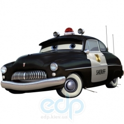 Disney - Гель для душа Cars Sheriff - 400 ml