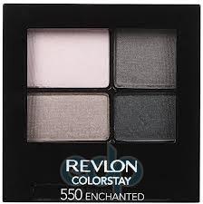 Тени для век cтойкие 16-часовые Revlon - Colorstay №550 Очарованный